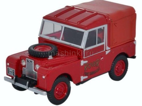 LAN188010 14+ OXFORD OXFORD 1/43 LAND ROVER Series 1 88